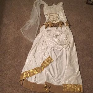 Goddess by disguise costumes